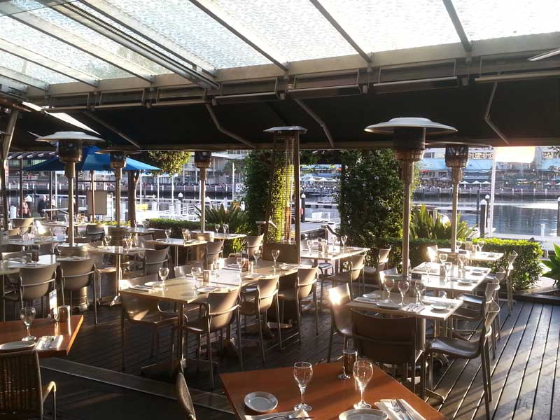commercial awnings sydney Helioscreen