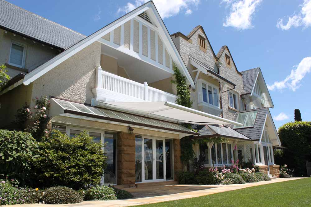 residential awnings hobart tasmanial Helioscreen