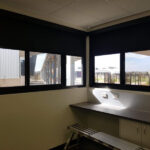Blackout Blinds Melbourne School Helioscreen