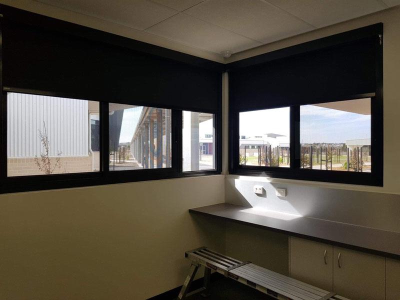 Blackout Blinds Melbourne School