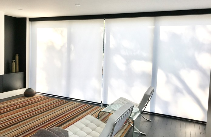 Translucent Fabric Blinds