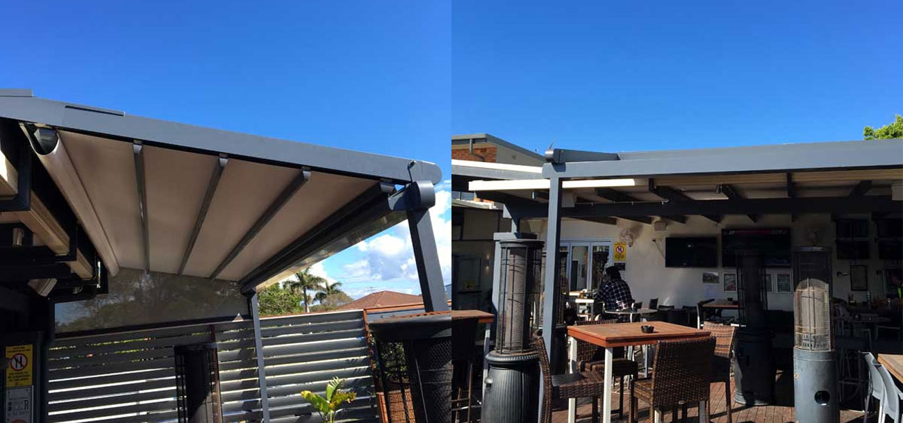 casetsudy all seasons retractable roof system 2 Helioscreen