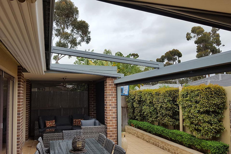 casetsudy all seasons retractable roof system melbourne 3 Helioscreen