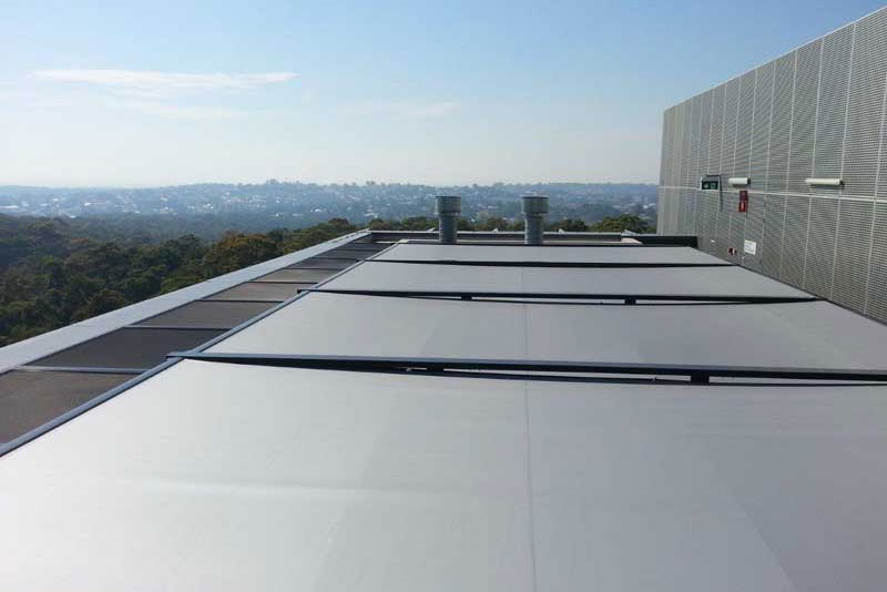 casetsudy automated retractable roof systems 2 Helioscreen