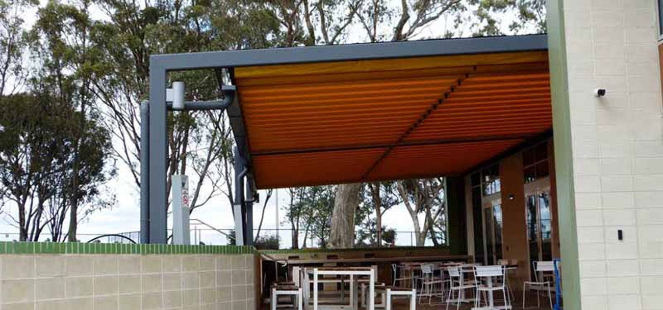 casetsudy commercial retractable roof systems victoria 1 Helioscreen