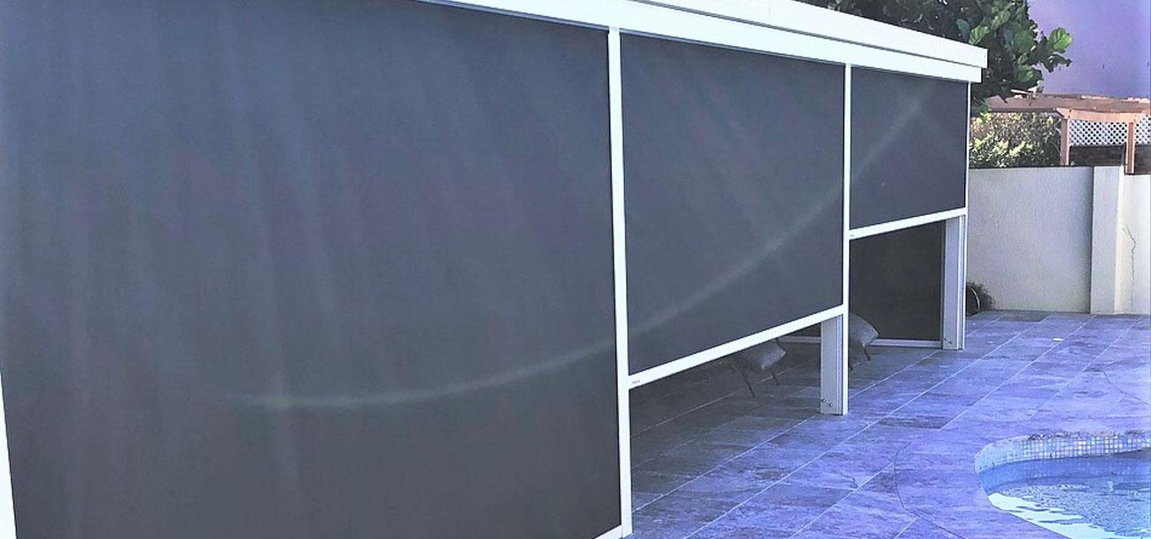 casetsudy remote control zip screens external blinds 1 Helioscreen