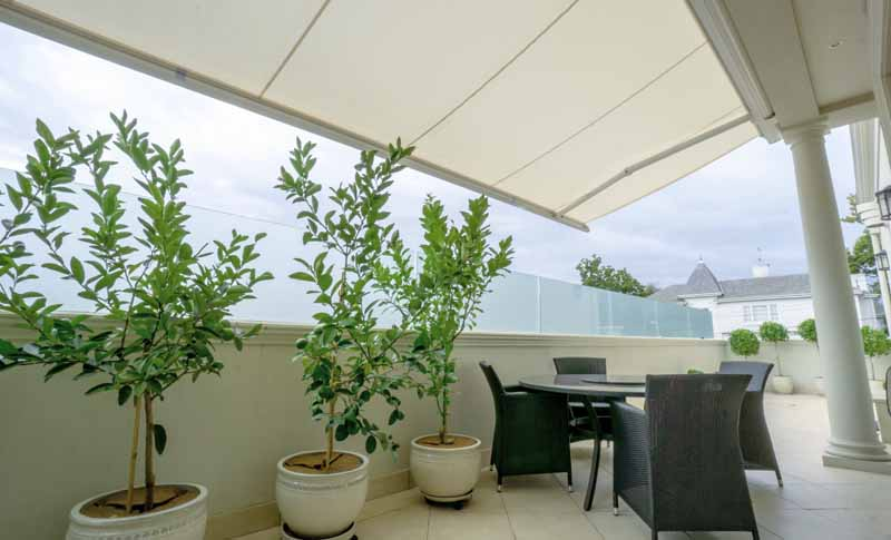 Residential Retractable Awning Melbourne Helioscreen