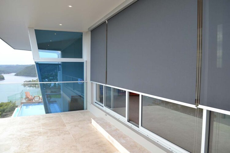 external blinds 10 Helioscreen