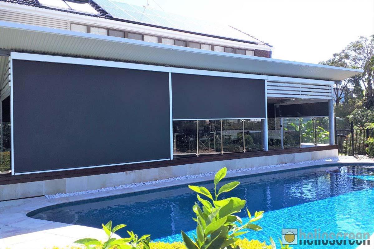 external blinds 6 Helioscreen