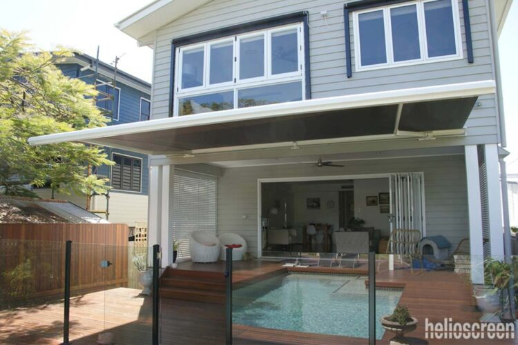 retractable awnings 4 Helioscreen