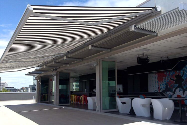 Retractable Cassette Awnings