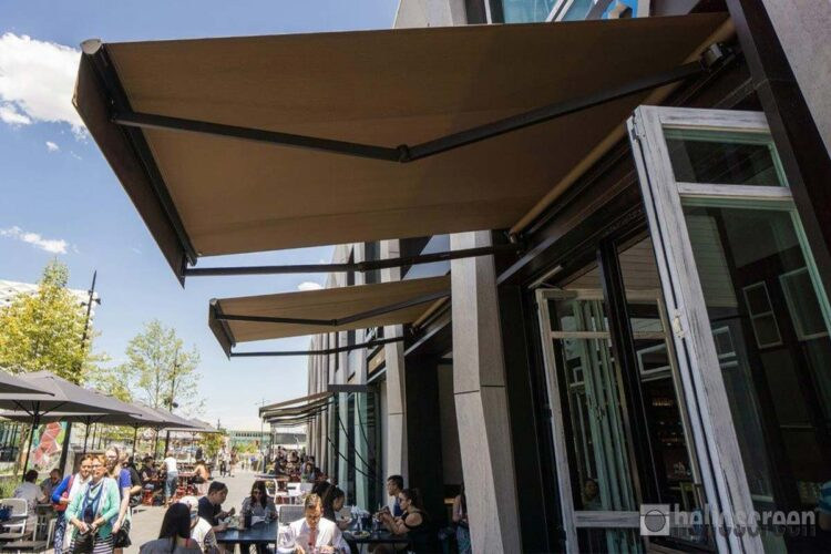 retractable awnings 8 Helioscreen