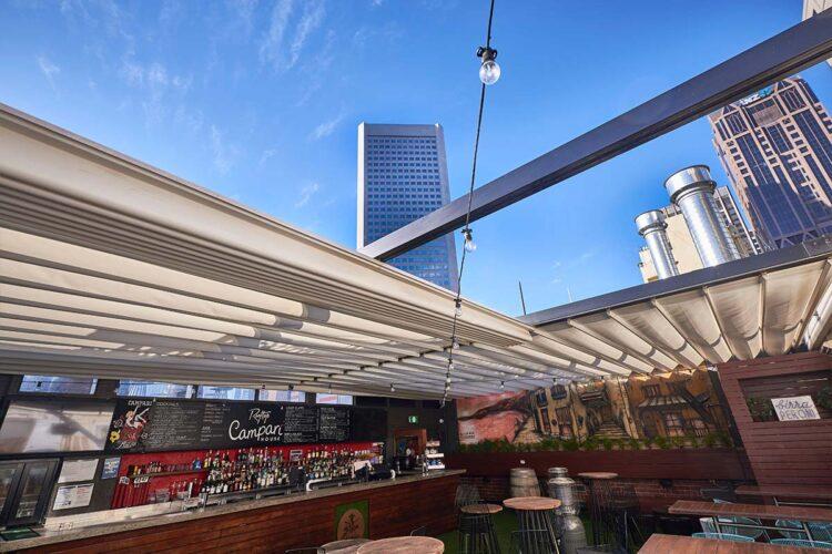 retractable roof melbourne city