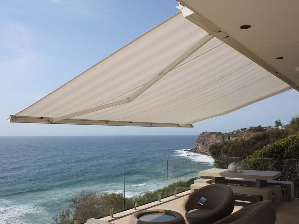 slider awnings Helioscreen
