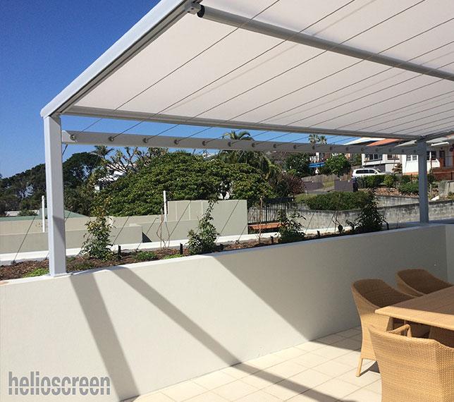 varioscreen sunroof inner 2 Helioscreen