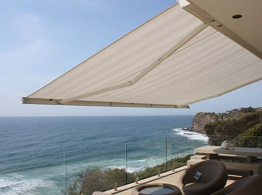 why choose awnings Helioscreen